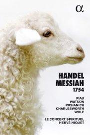 Handel Messiah Le Concert Spirituel – Hervé Niquet CD Alpha 362