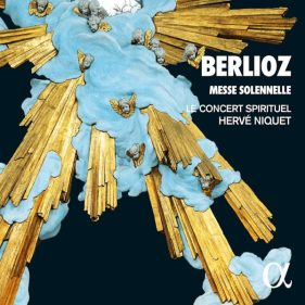 Hector Berlioz: Messe Solennelle Le Concert Spirituel – Hervé Niquet CD Alpha 564