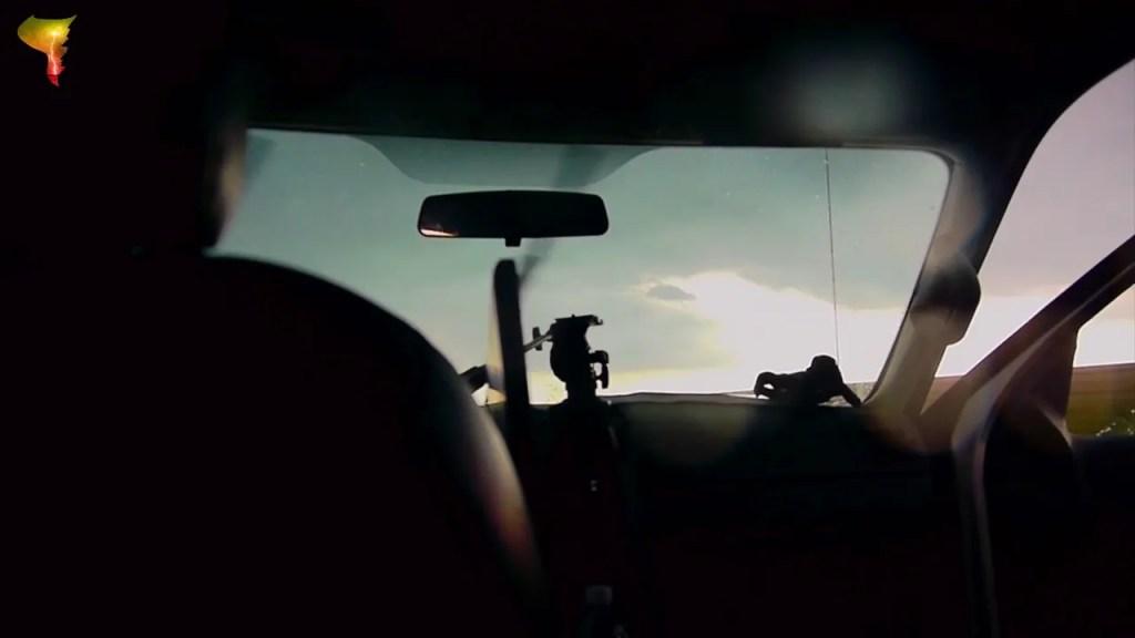 April 22, 2010 Storm Chase    Tornado near Jericho, TX (Anthology Series)