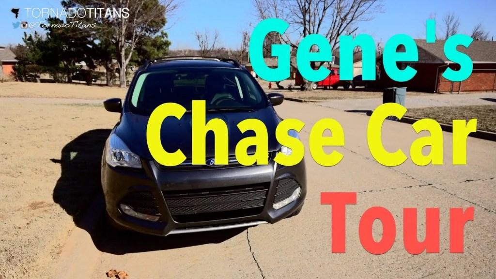 Gene's Chase Car Tour | Vlog
