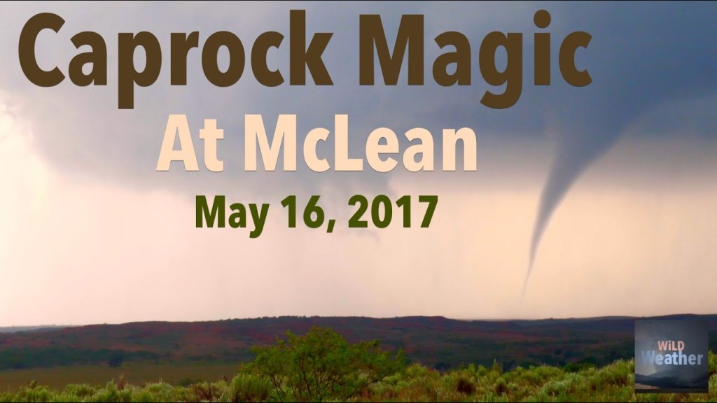 WiLD Weather: The fantastic beast known as 'Caprock Magic'