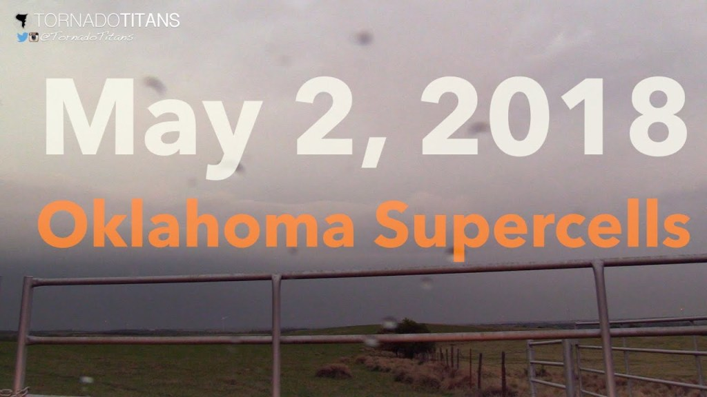 May 2, 2018 Storm Chase | Big risk day goes kaput in Western OK