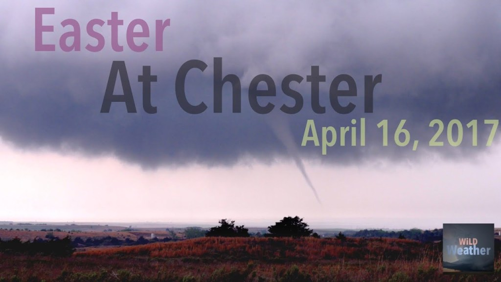 WiLD Weather: Spending Easter with some twisters at Chester