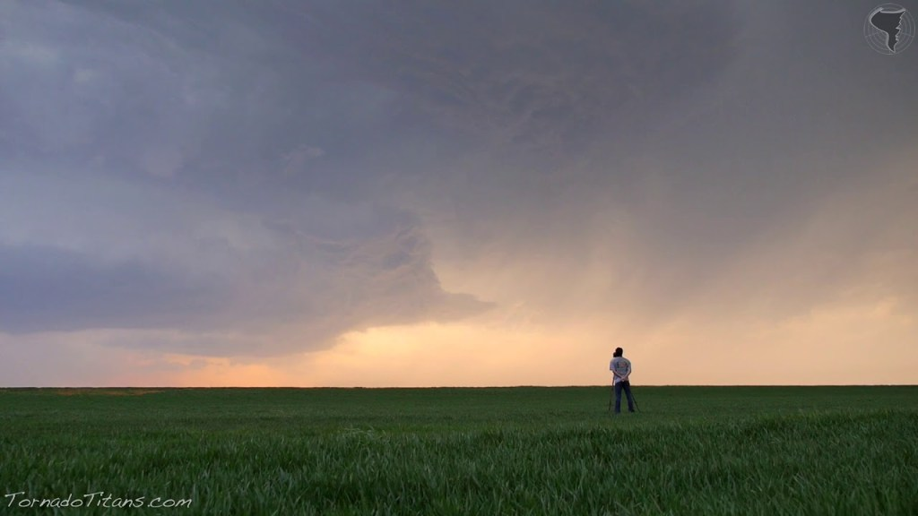 April 2, 2014 Storm Chase | Southern Kansas Supercells