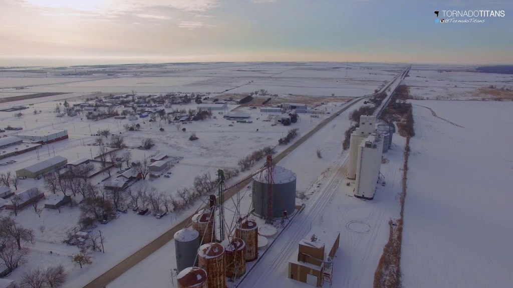 Winter Wonderland in Oklahoma (January 6, 2017)