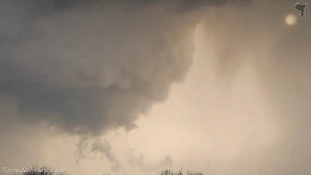 April 13, 2014 Storm Chase | Wilson, OK Storm Timelapse