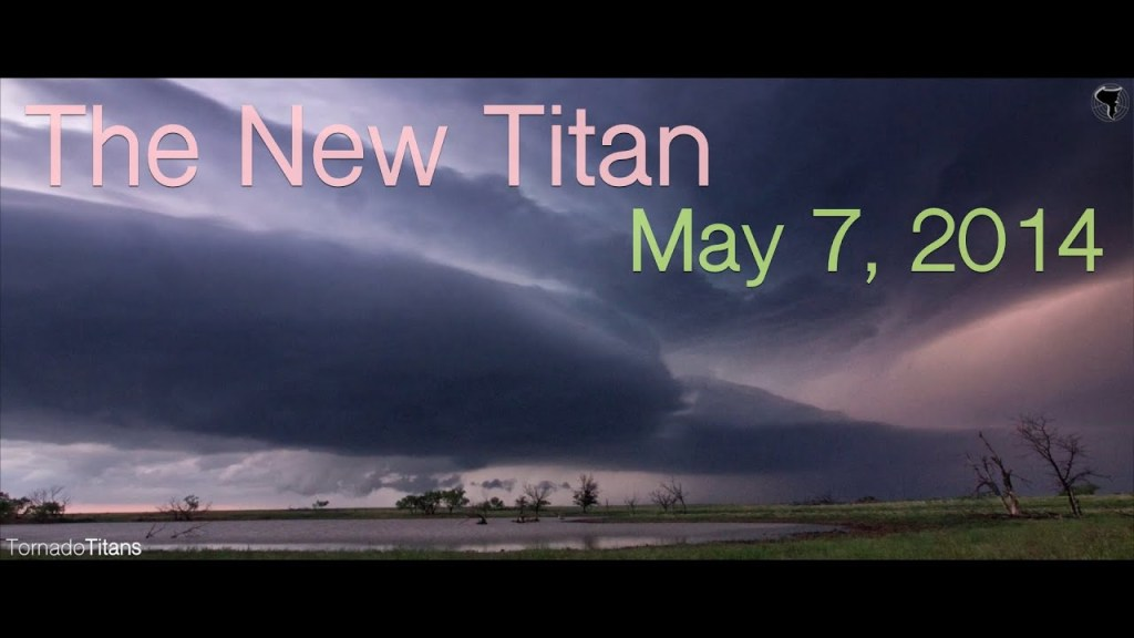 Tornado Titans Season Four: The New Titan (May 7, 2014)
