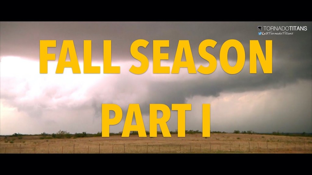 Tornado Titans Season Three: The Fall Season Part I