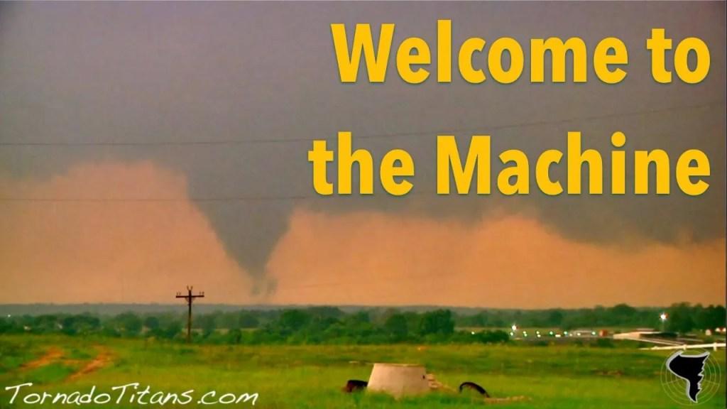 Tornado Titans Season Two: Welcome to the Machine