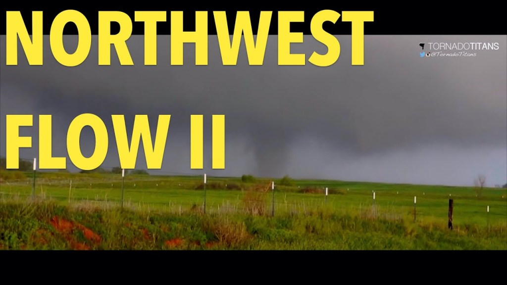Tornado Titans Season Three: Northwest Flow Part II
