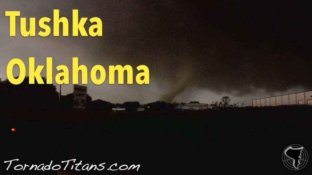 Tornado Titans Season Two: Tushka, Oklahoma