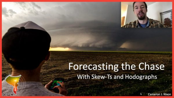 Forecasting the Chase (With Skew-Ts and Hodographs)