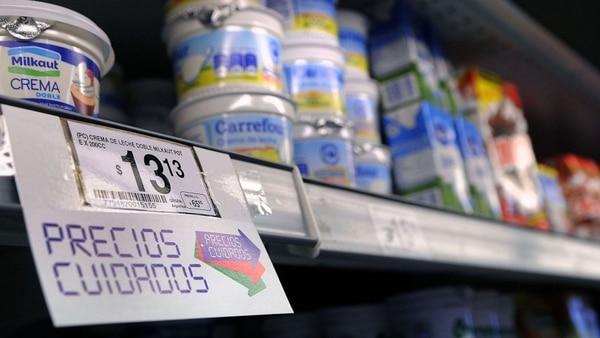 Con aumentos del 2,34%, siguen los «Precios Cuidados»