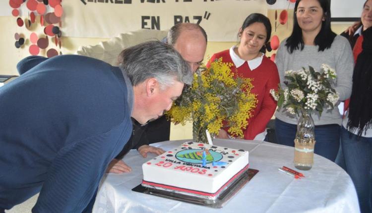 Villa Ventana – El CEPT Nº 12 festejó sus 20 años fundacionales