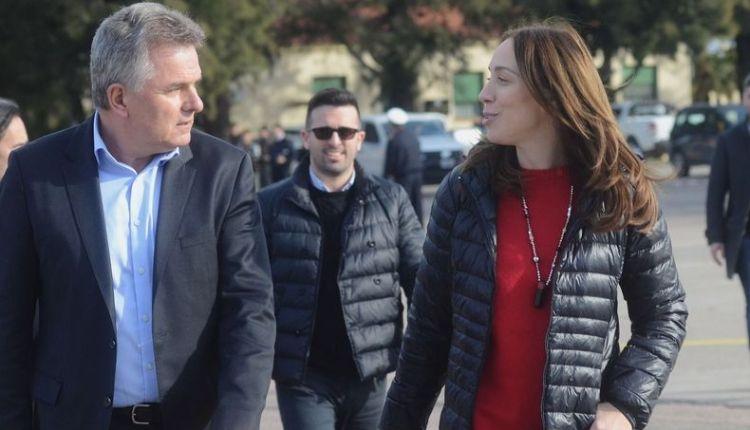 La Gobernadora Vidal visita Bahía con sus Ministros