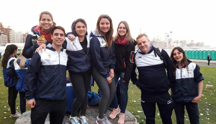 Mar del Plata – Nuestra delegación ya llegó a la ciudad, de cara a los Torneos Bonaerenses
