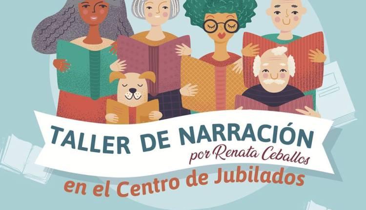 Sierra de la Ventana – Renata Ceballos dictará un «Taller de Narración»