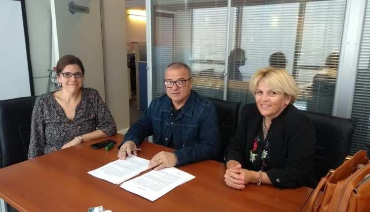 El Intendente Bordoni firmó convenio por el «Programa Asetur»