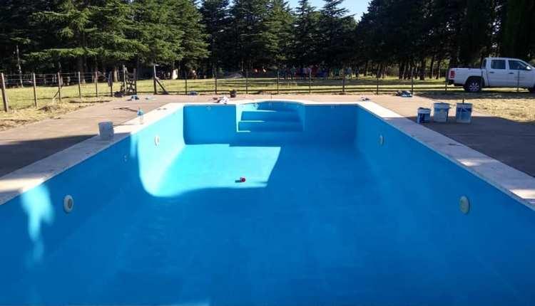 Villa Ventana – Comenzará a funcionar una pileta municipal !