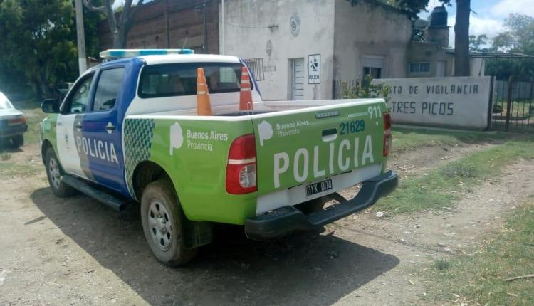 Tres Picos – La localidad ya cuenta con un móvil policial restaurado