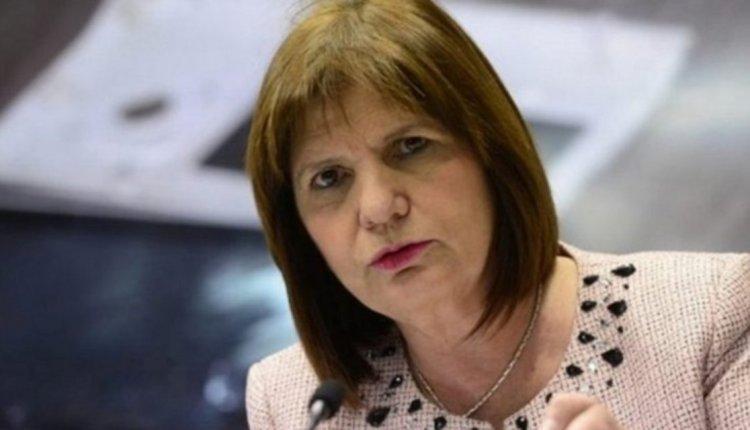Patricia Bullrich : «Está todo liberado, la gente puede venir a trabajar»