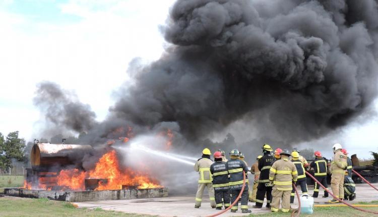 Villa Ventana – Los bomberos locales se capacitaron en Córdoba