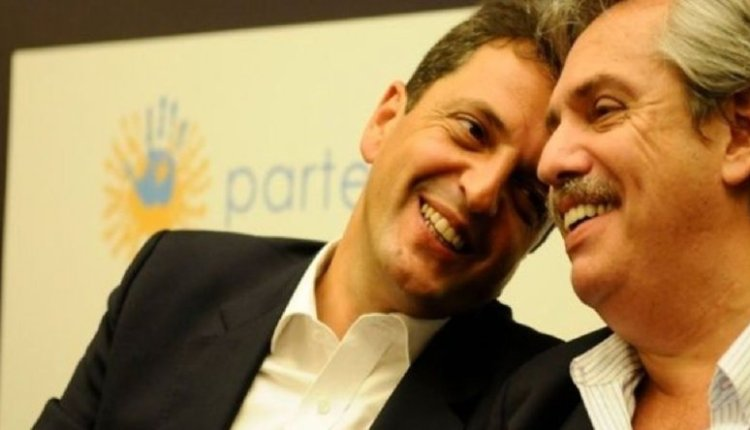 Alberto Fernández y Sergio Massa cierran su acuerdo electoral en el nuevo escenario político