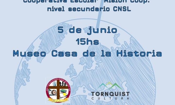 """Presentación del proyecto """"Misión Ambiental"""" del CNSL"""