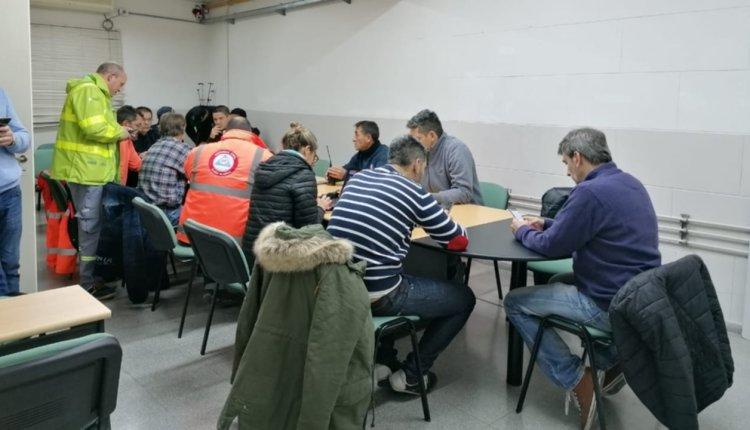 Bahía Blanca – Una explosión en el Polo sorprendió a los bahienses, no hubo heridos ni peligro para la población