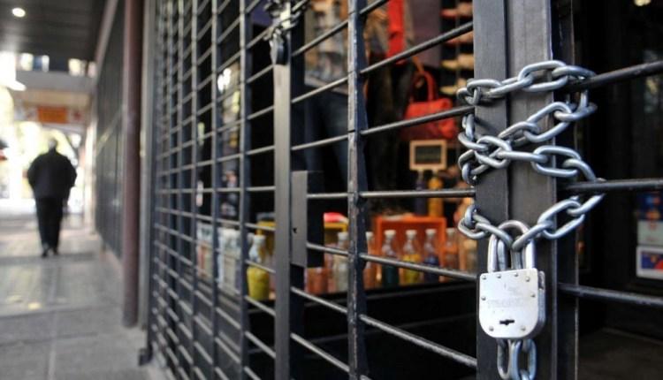 Crisis del comercio – El cierre de locales se acentúa en los distritos de la zona