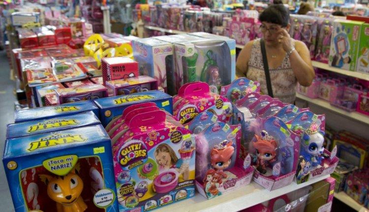 Las ventas de juguetes por el «Día del Niño» cayeron 12 % frente a 2018