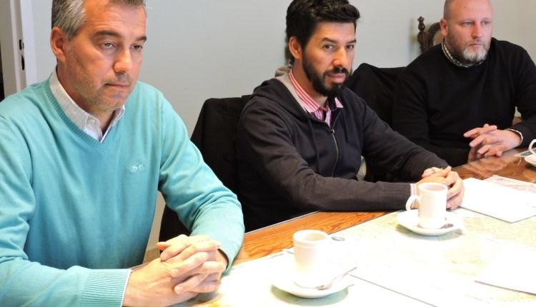 Tornquist – El Intendente Bordoni firmó un convenio asociado al Enoturismo