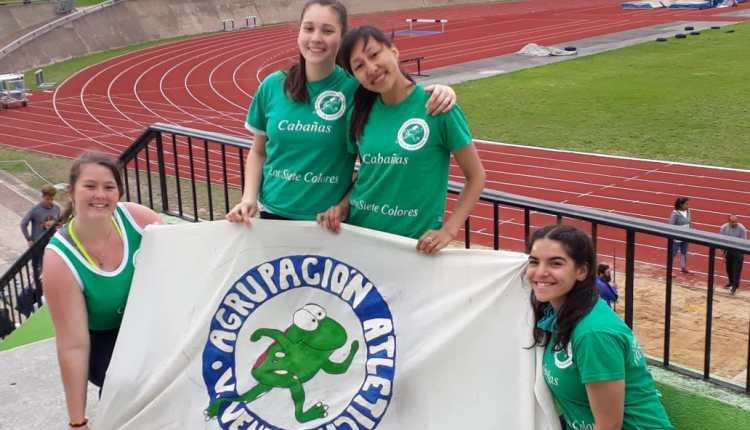 La Plata – Nuevamente el podio fue de nuestras atletas