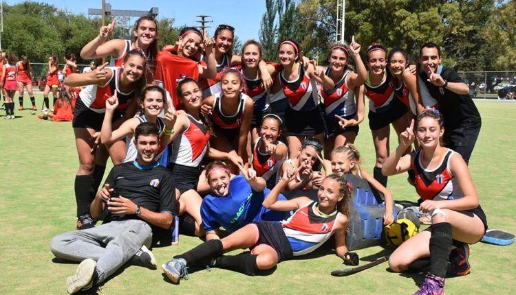 Pigué – Hockey: Atlético Ventana es el nuevo Campeón Sub-16