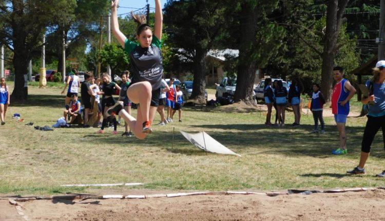 Villa Ventana – La Escuela Municipal de Atletismo cerró su año
