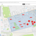 Collaborate Map Searching