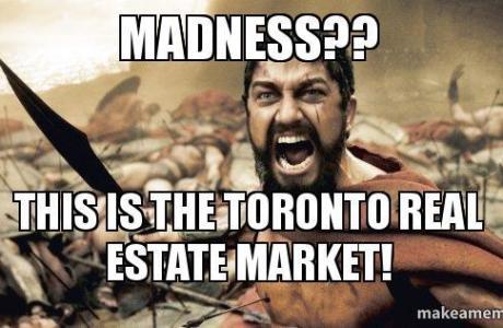 300 Toronto Real Estate Market