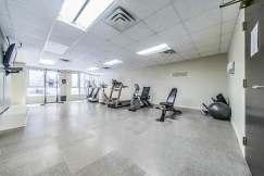 55 Bloor St. E #303 Gym