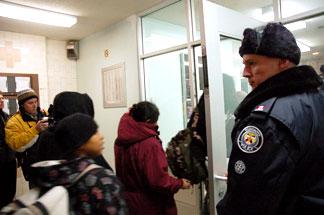 Emergency Task Force at 90 Mornelle Court