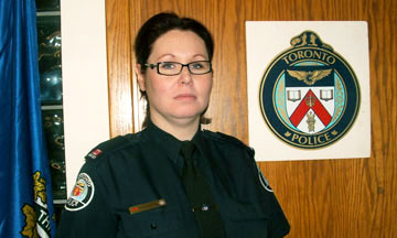 Constable Wendy Drummond