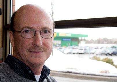 David Harrison, president of Bus Stop Bible Studies.