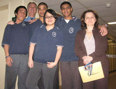 The staff and students at Pope John Paul Catholic Secondary School, believe forgiveness is a virtue worth practicing.