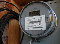The province's goal is to have smart meters become standard by 2010 and for Ontario to have a new electricity system by 2025. (Katrina Rozal/Toronto Observer)