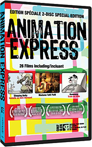 Animation Express DVD