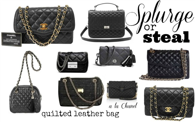 c41d9567f990 Look a Like Chanel Bags ⋆ chic everywhere