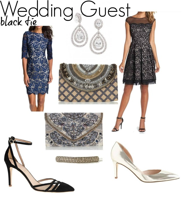 what to wear to a wedding at night