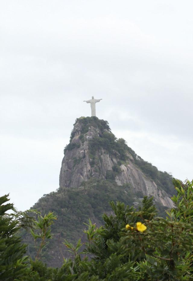 day tour of rio de janeiro, christ the redeemer