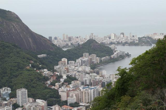 view of rio, day tour of Rio de Janeiro