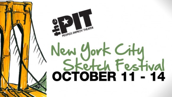 The New York City Sketch Festival - October 11-14