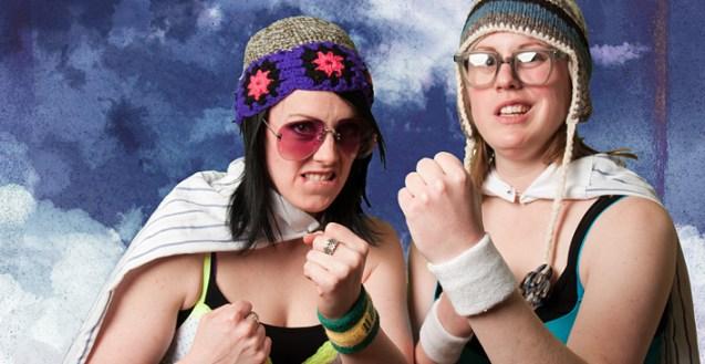 2 Weird Ladies